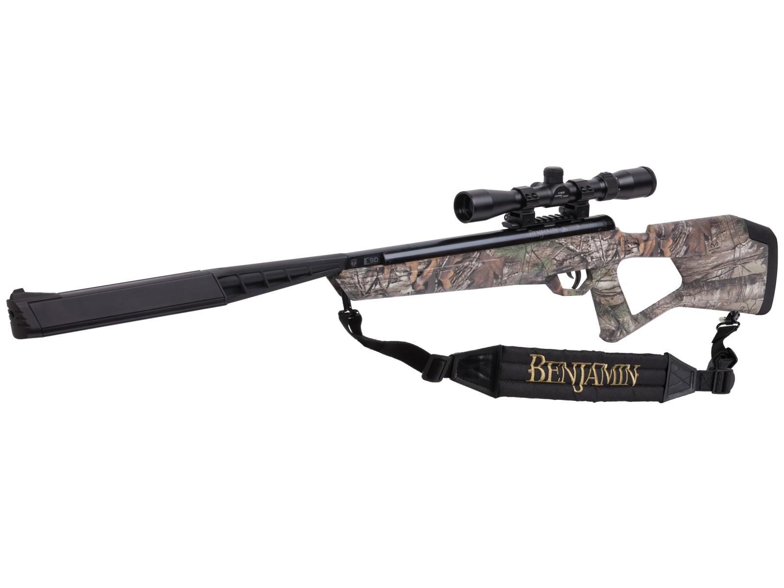 Benjamin Trail NP2 SBD Air Rifle, Camo Combo