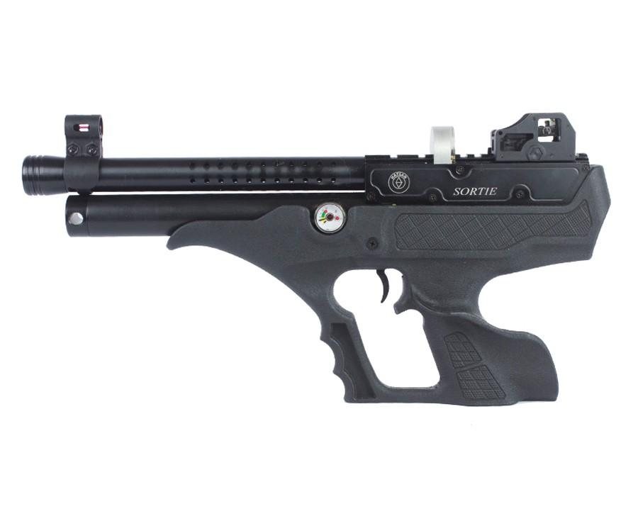 Hatsan Sortie Semi-Auto PCP Air Pistol, Synthetic