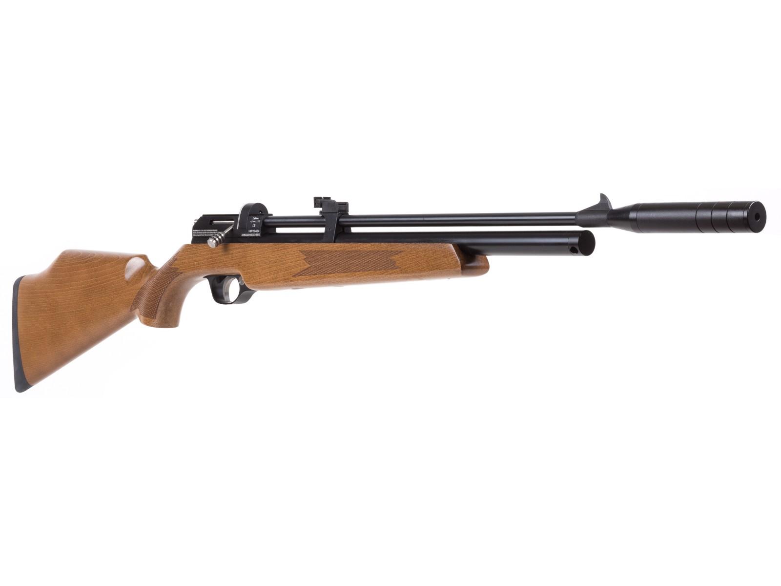 Airgun Regulator Design