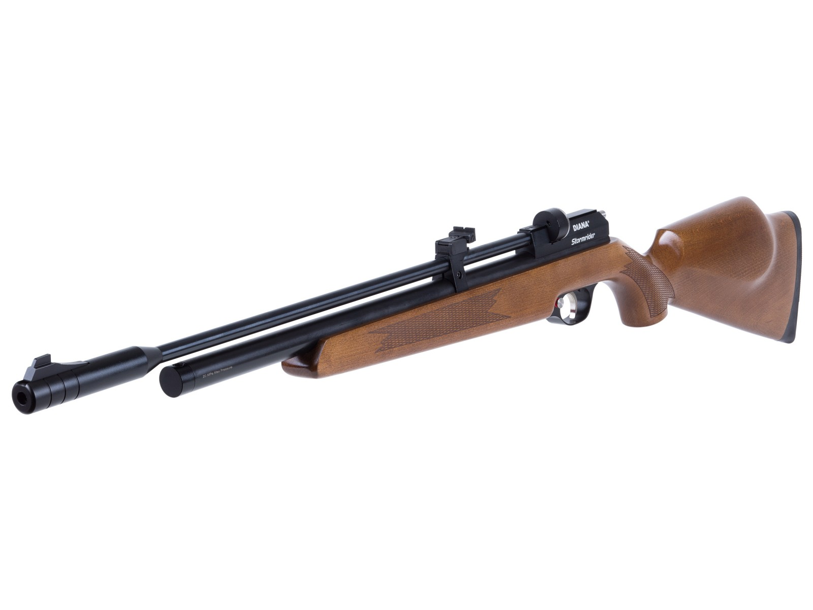 Questions & Answers: Diana Stormrider Multi-shot PCP Air Rifle