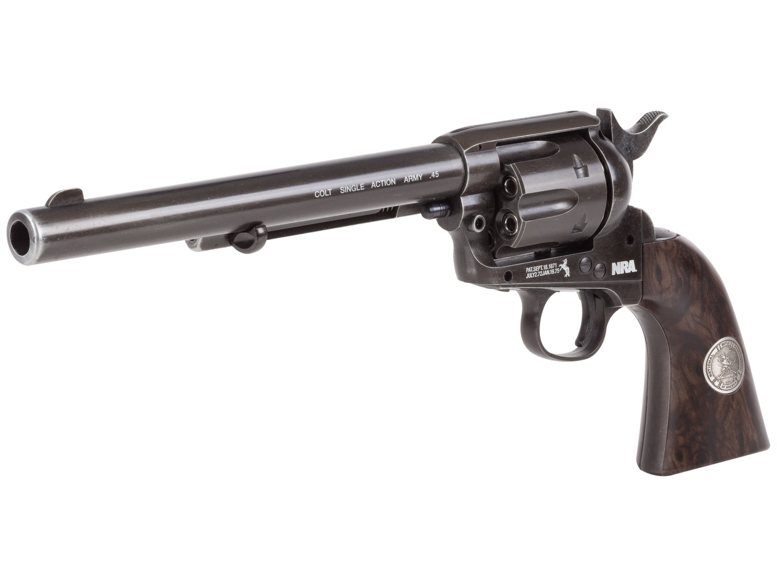 Colt NRA Peacemaker