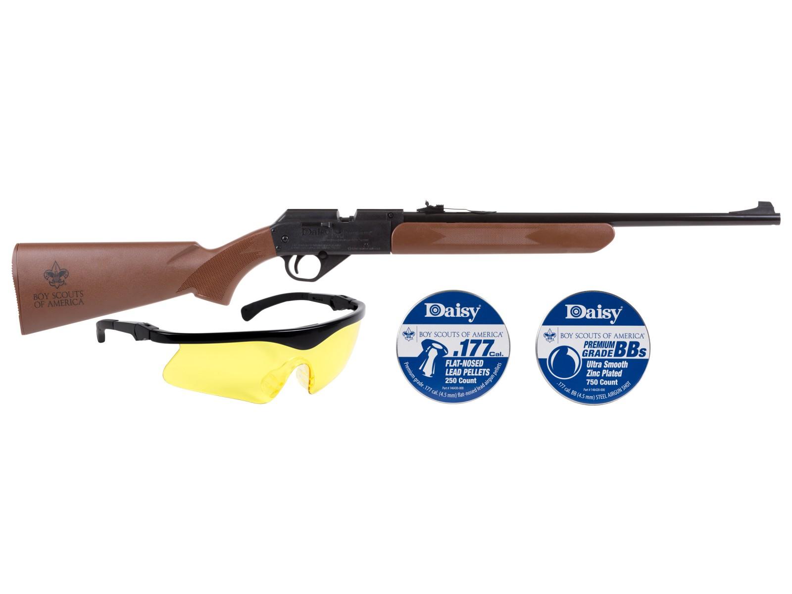 Cheap Boys Scouts Of America Model 1910 BB Gun Kit 0.177