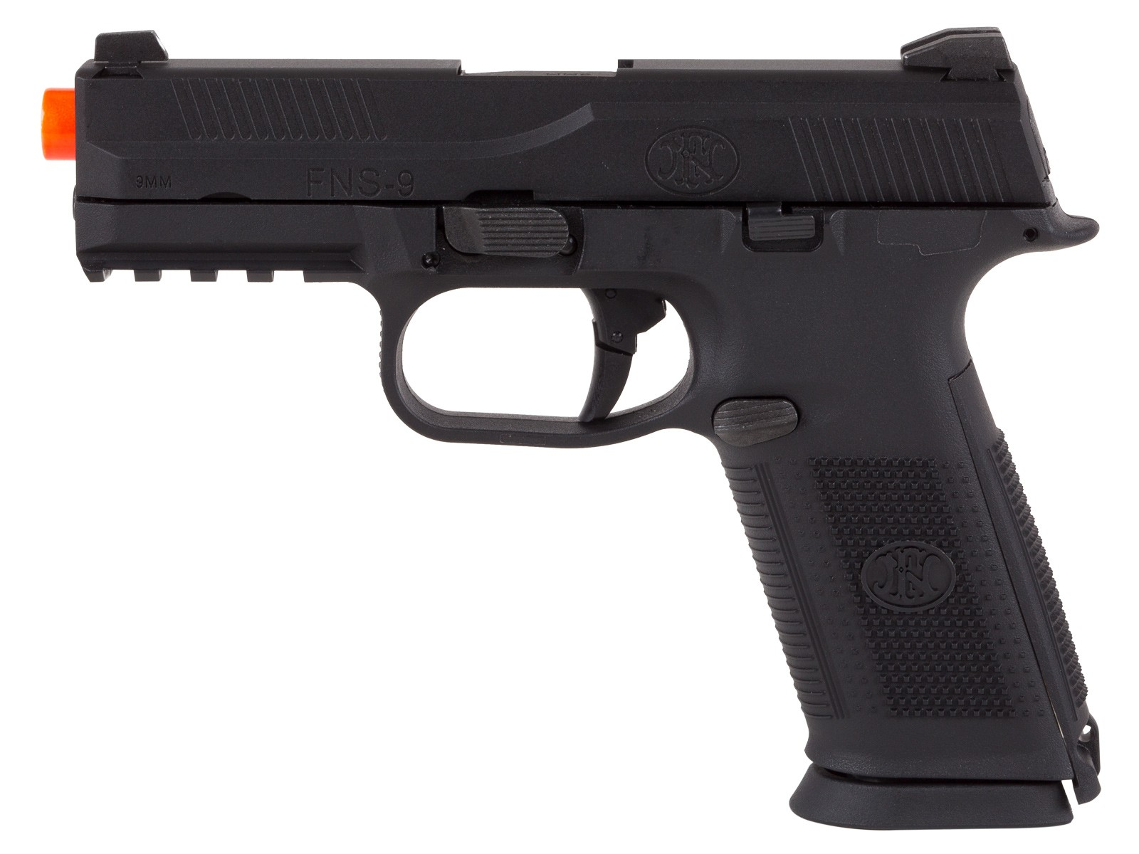 FN_Herstal_FNS9_Airsoft_Gas_Blowback_Black_6mm