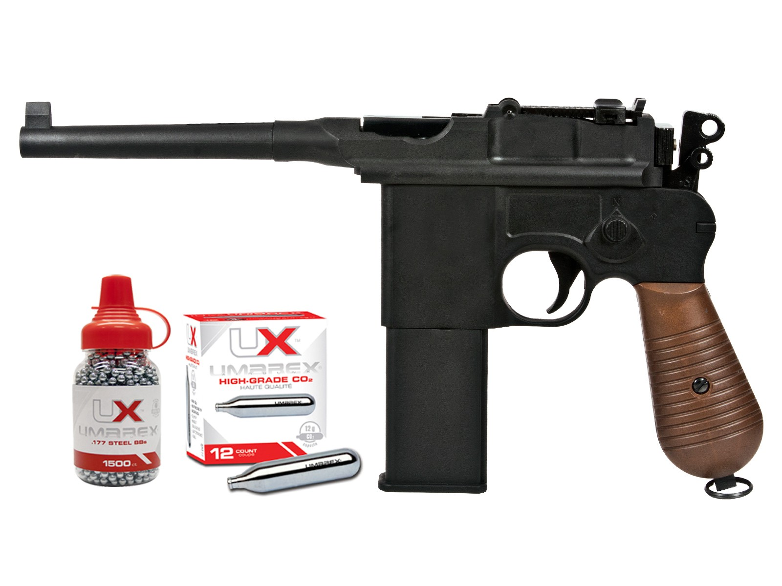 Legends C96 CO2 Blowback BB Pistol Kit
