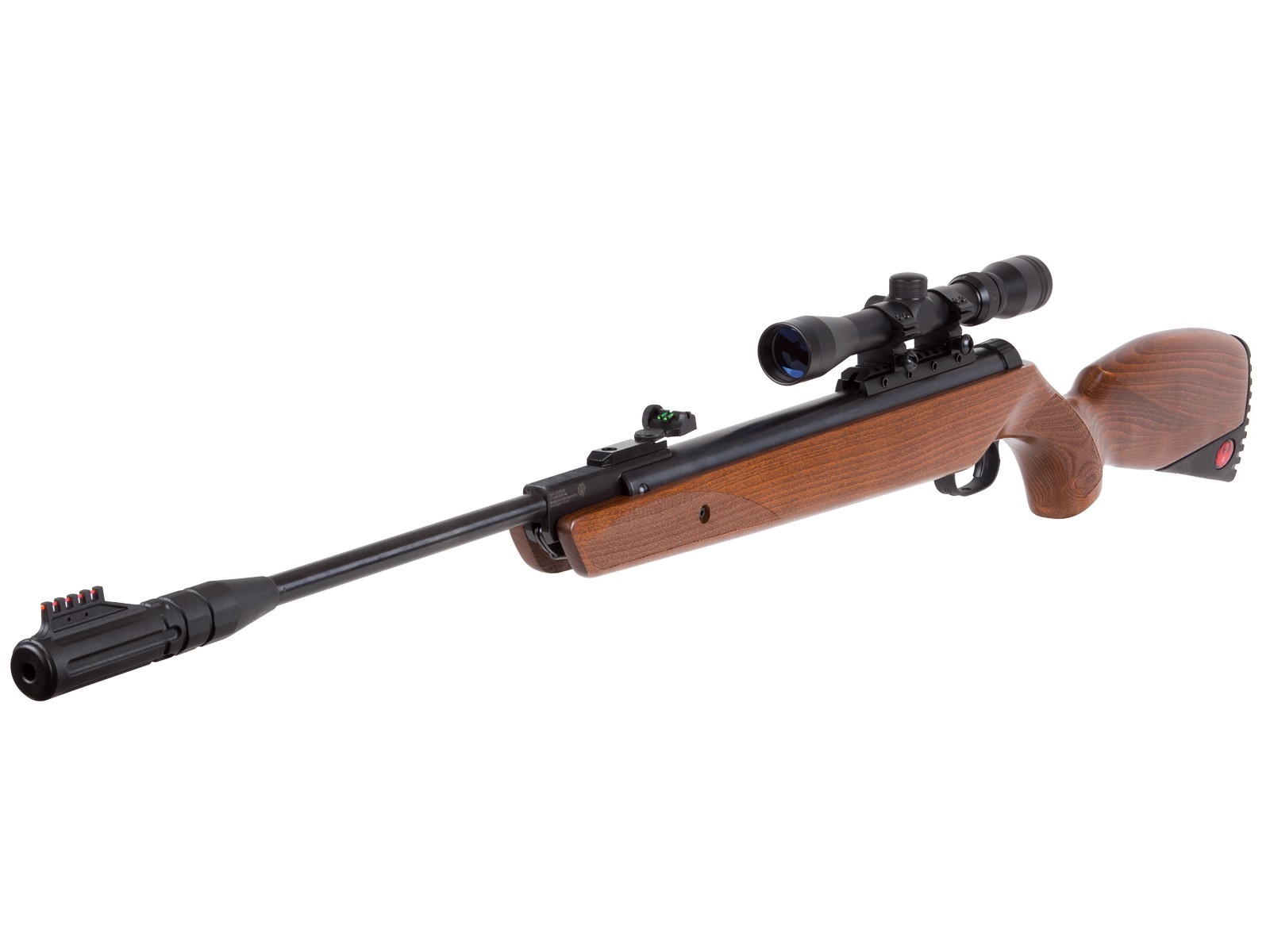 Cheap Ruger Yukon Magnum Air Rifle Combo, Gas Piston 0.22
