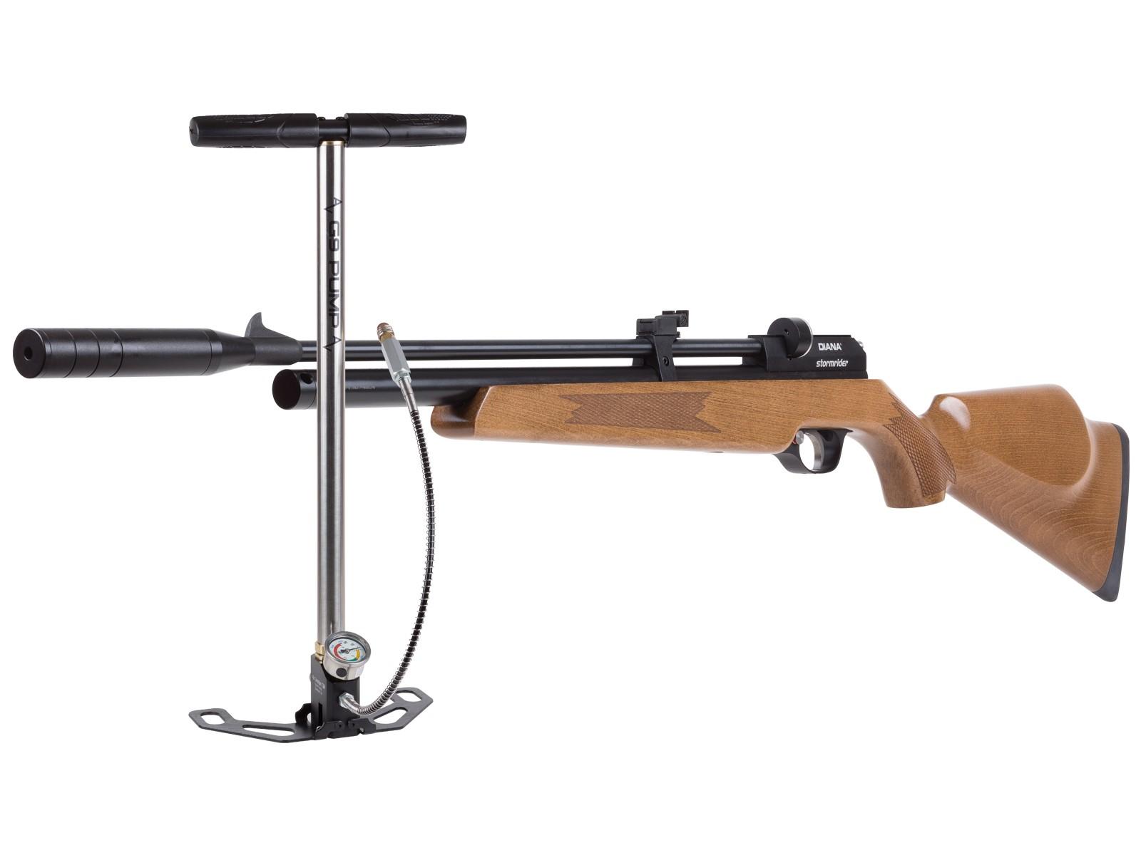 Diana Stormrider Multi-shot PCP Air Rifle and HPA Pump Kit