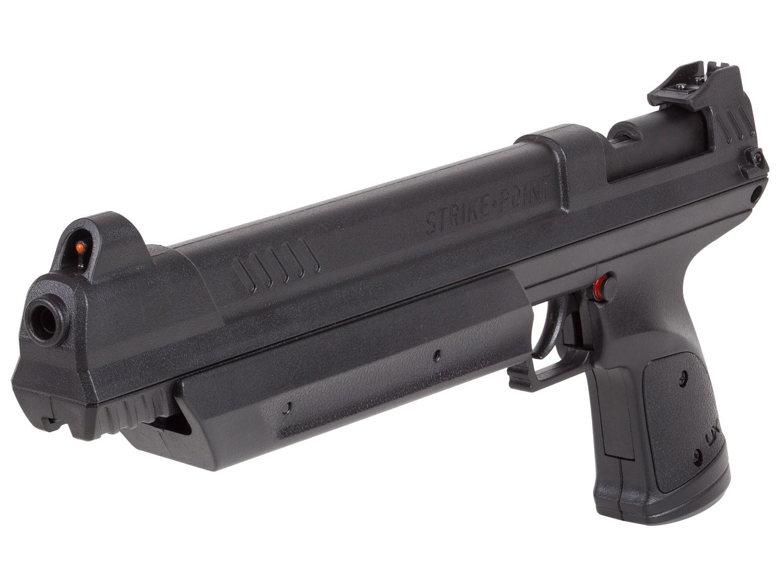 Umarex Strike Point Pellet Multi-Pump Air Pistol 0.22
