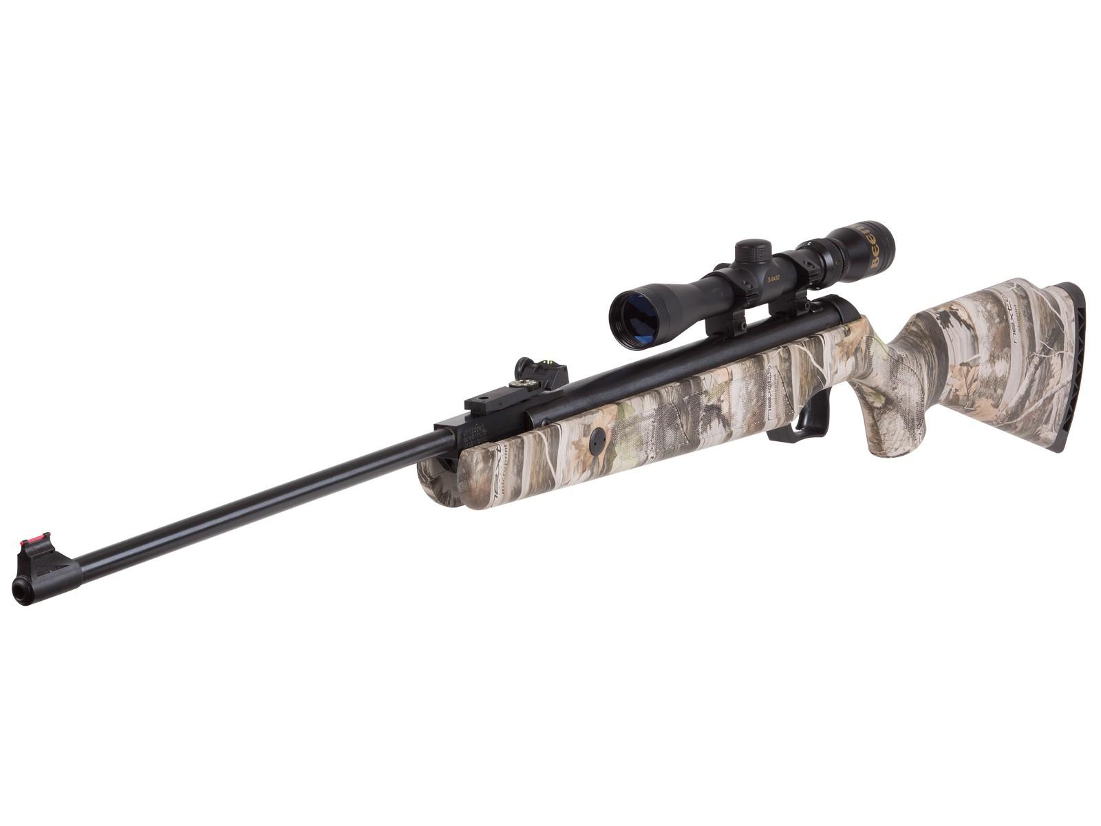 Beeman RS1 Air Rifle, Camo Stock