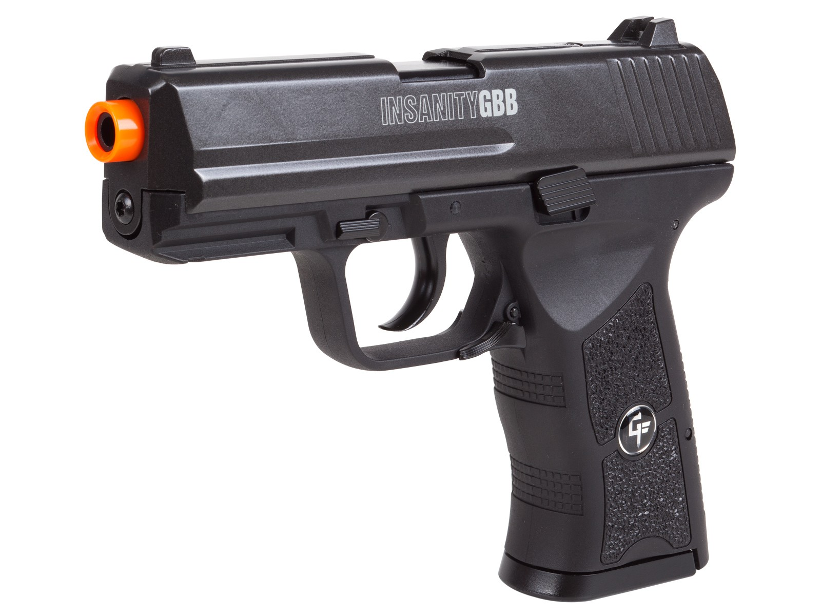 Cheap GameFace Insanity GBB CO2 Airsoft Pistol 6mm
