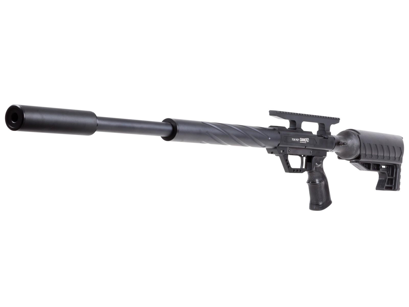 Gamo Big Bore TC45 PCP Air Rifle 0.45 thumbnail