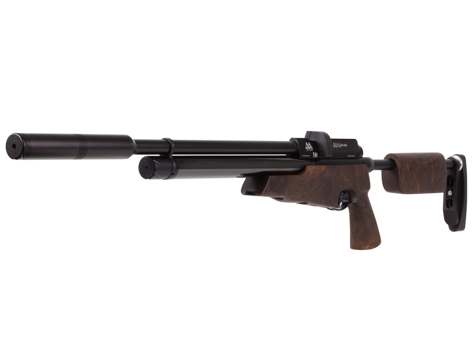 Air Arms S510 TDR PCP Air Rifle, FAC, Walnut 0.22 thumbnail