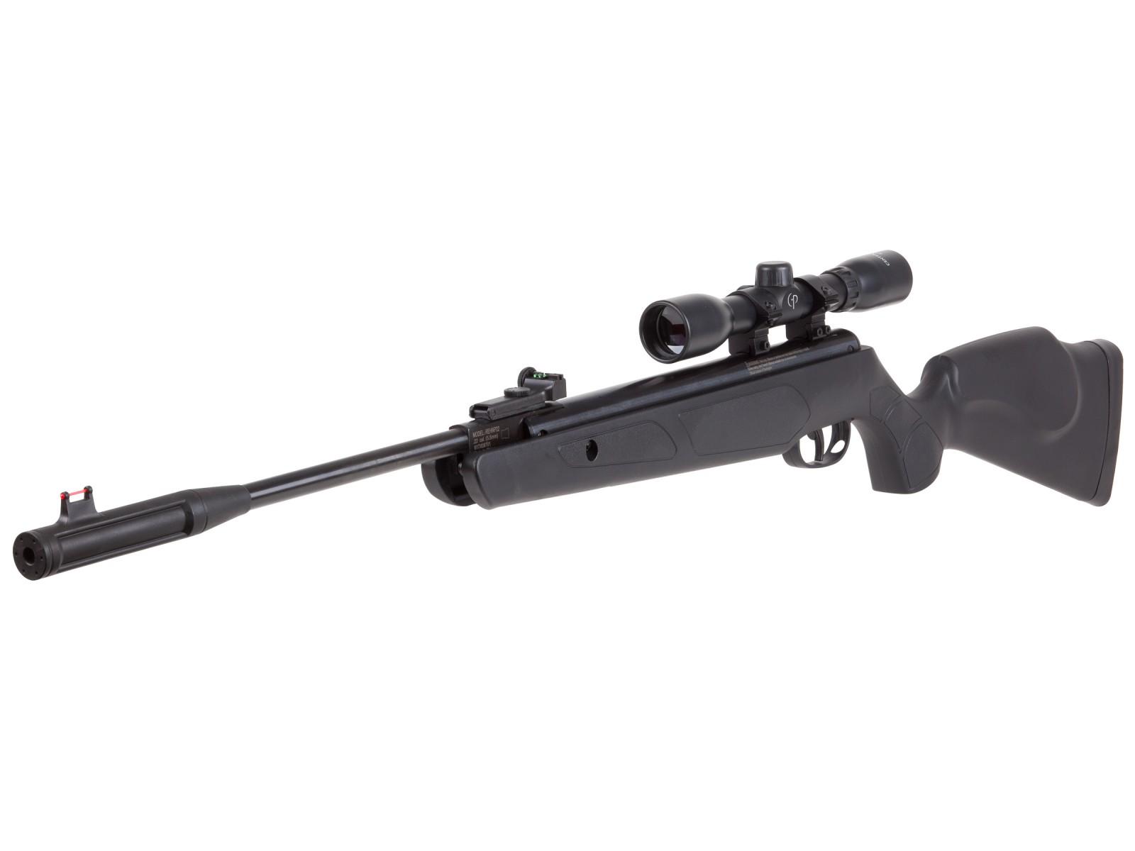 Remington Express Hunter, Nitro Gas Piston, Air Rifle 0.22 Image