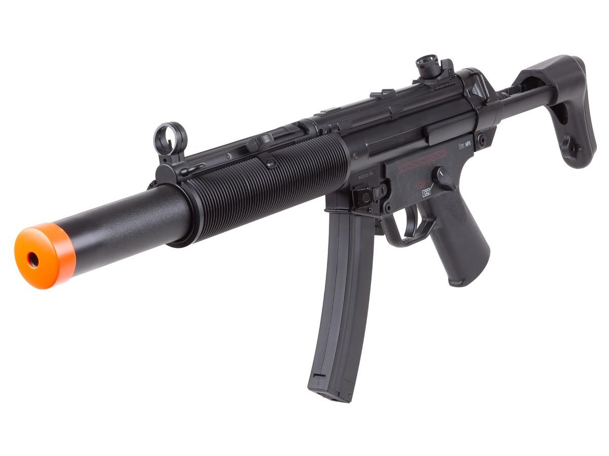 heckler koch h k competition mp5 sd6 smg aeg airsoft gun airsoft guns. Black Bedroom Furniture Sets. Home Design Ideas