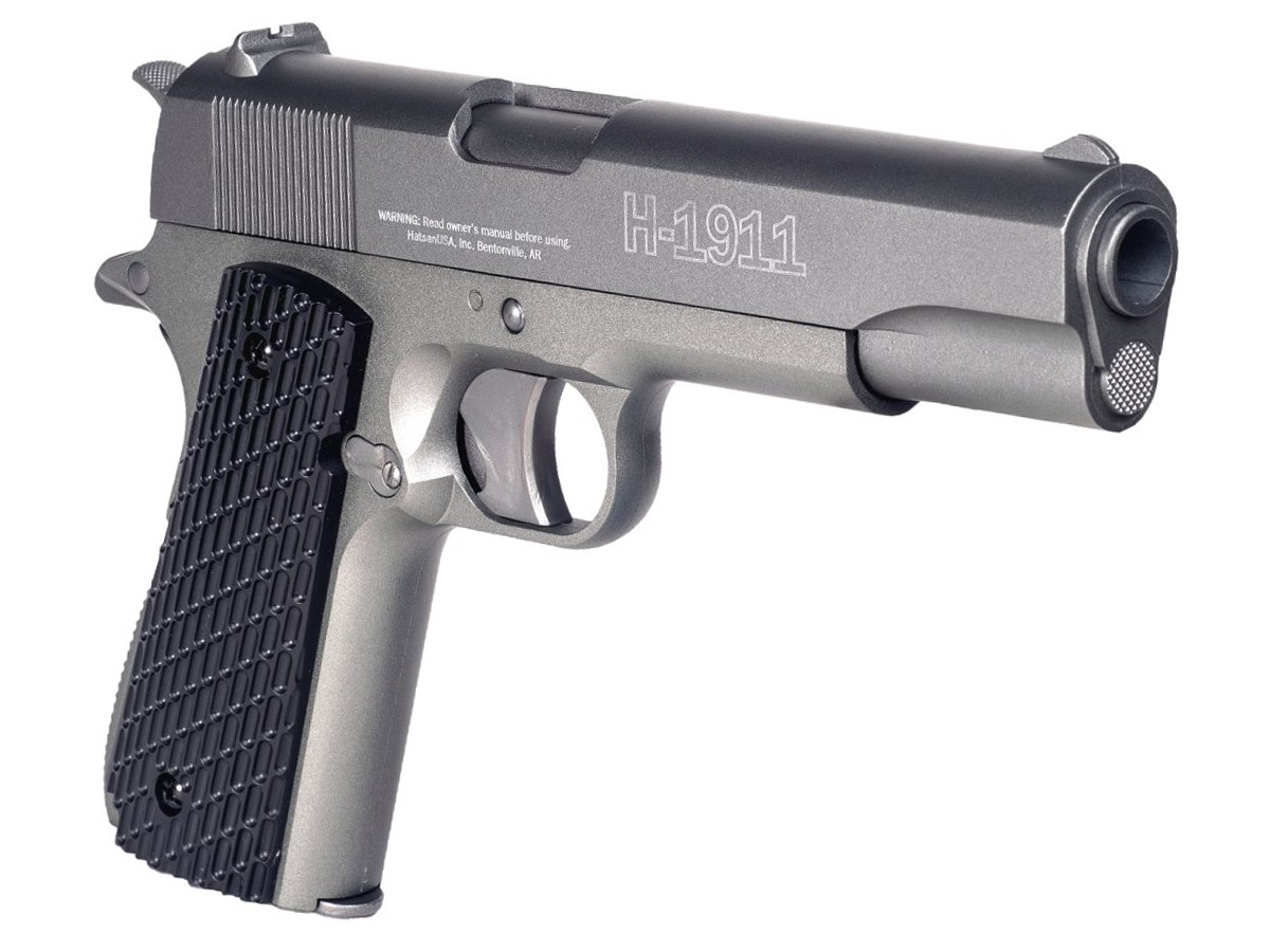 Hatsan 1911 CO2 Pellet Pistol 0.177 Image
