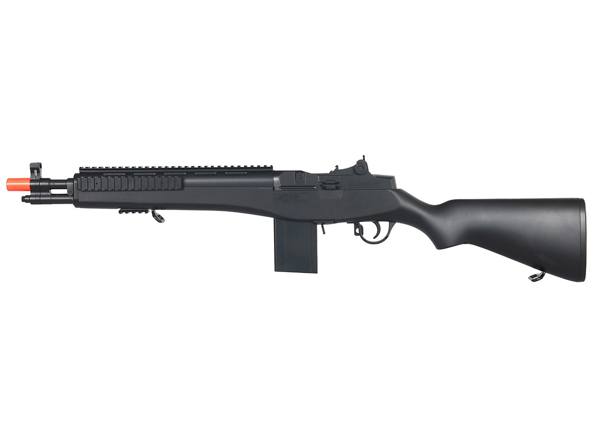 Double_Eagle_M305F_M14_Spring_Airsoft_Rifle_6mm