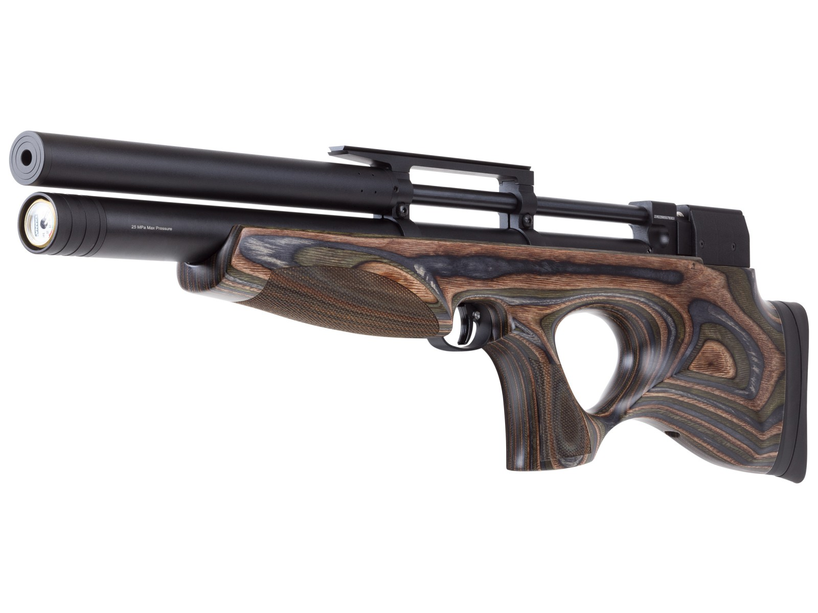 Diana Air Rifle Skyhawk PCP Air Rifle, Laminate 0.22 Image