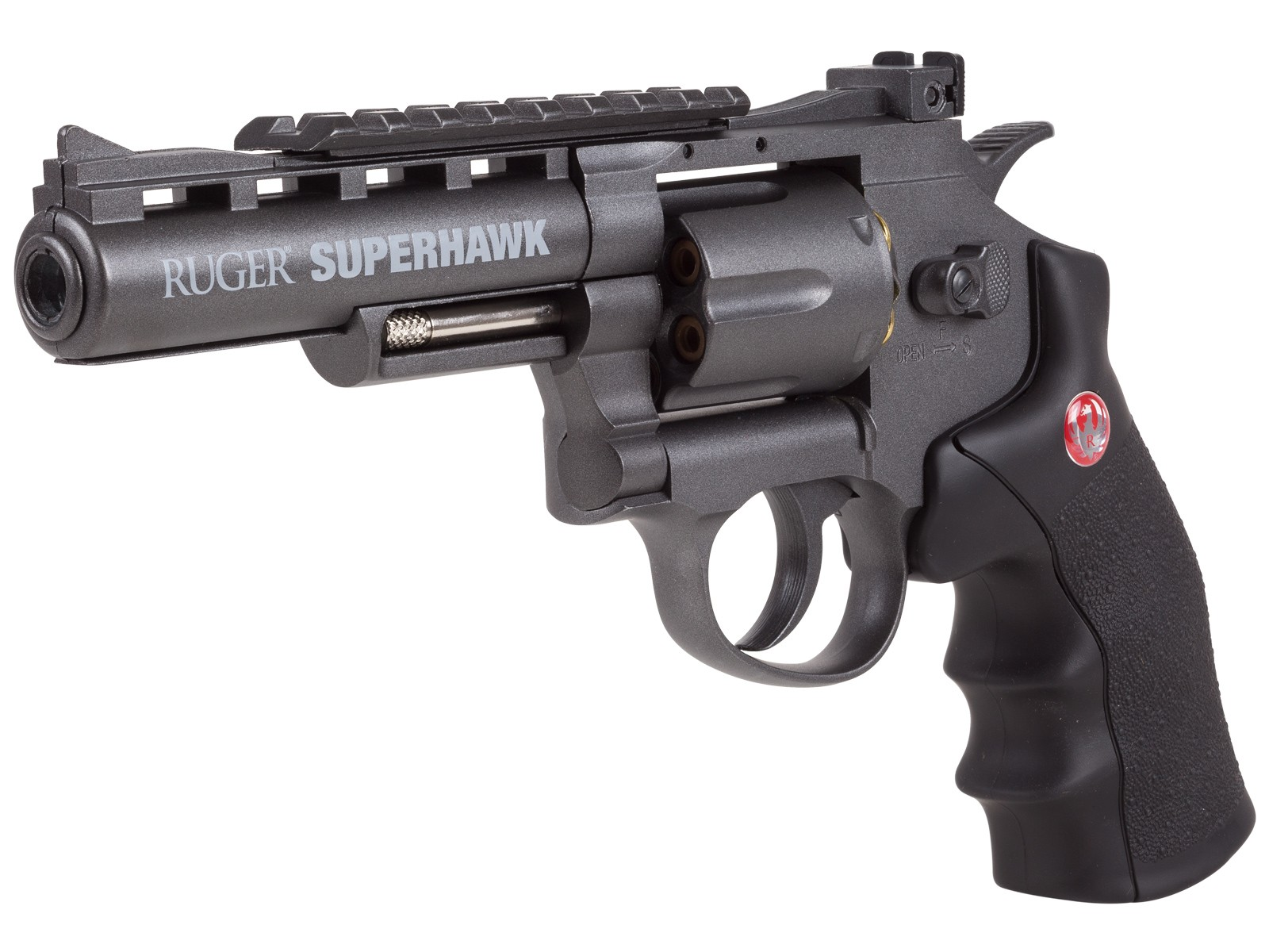 Ruger Superhawk Metal
