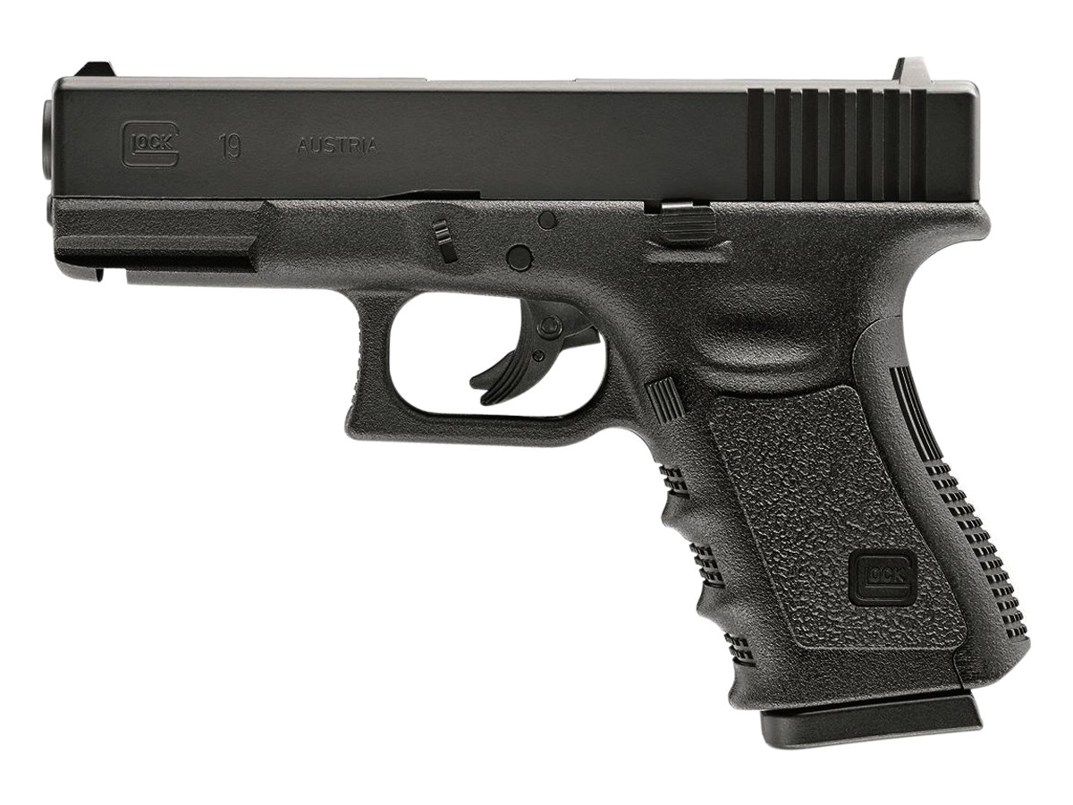 Umarex Glock 19 Gen. 3 CO2 BB Air Pistol 0.177