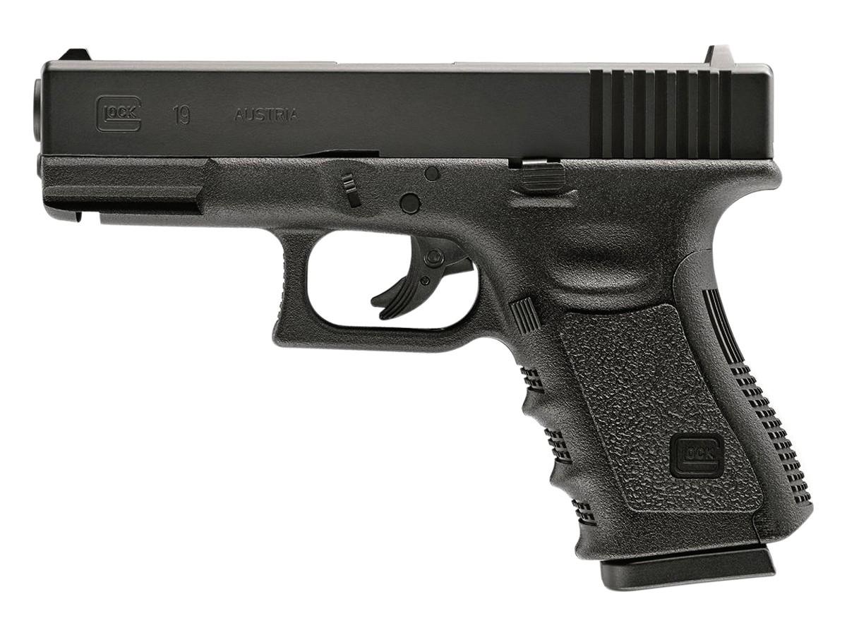 Cheap Umarex Glock 19 Gen. 3 CO2 BB Air Pistol 0.177