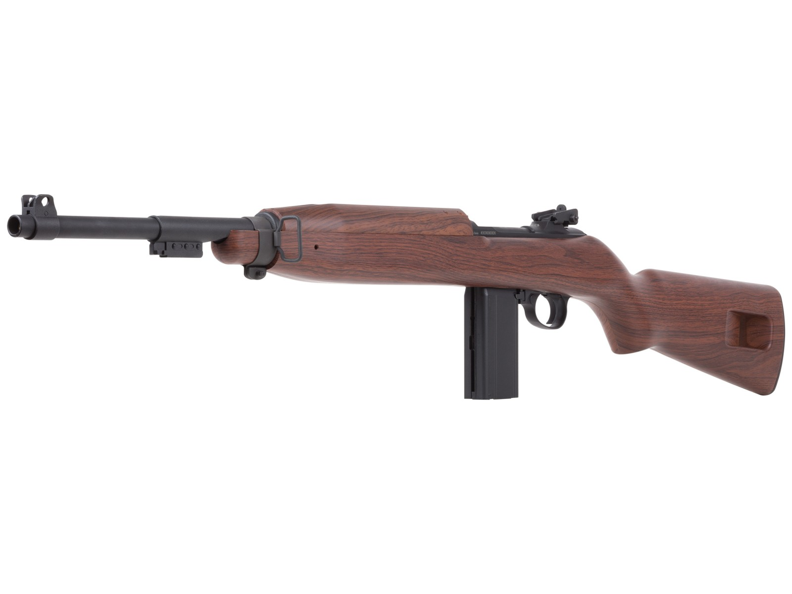 Cheap Springfield Armory M1 Carbine, Blowback CO2 .177cal BB Rifle 0.177