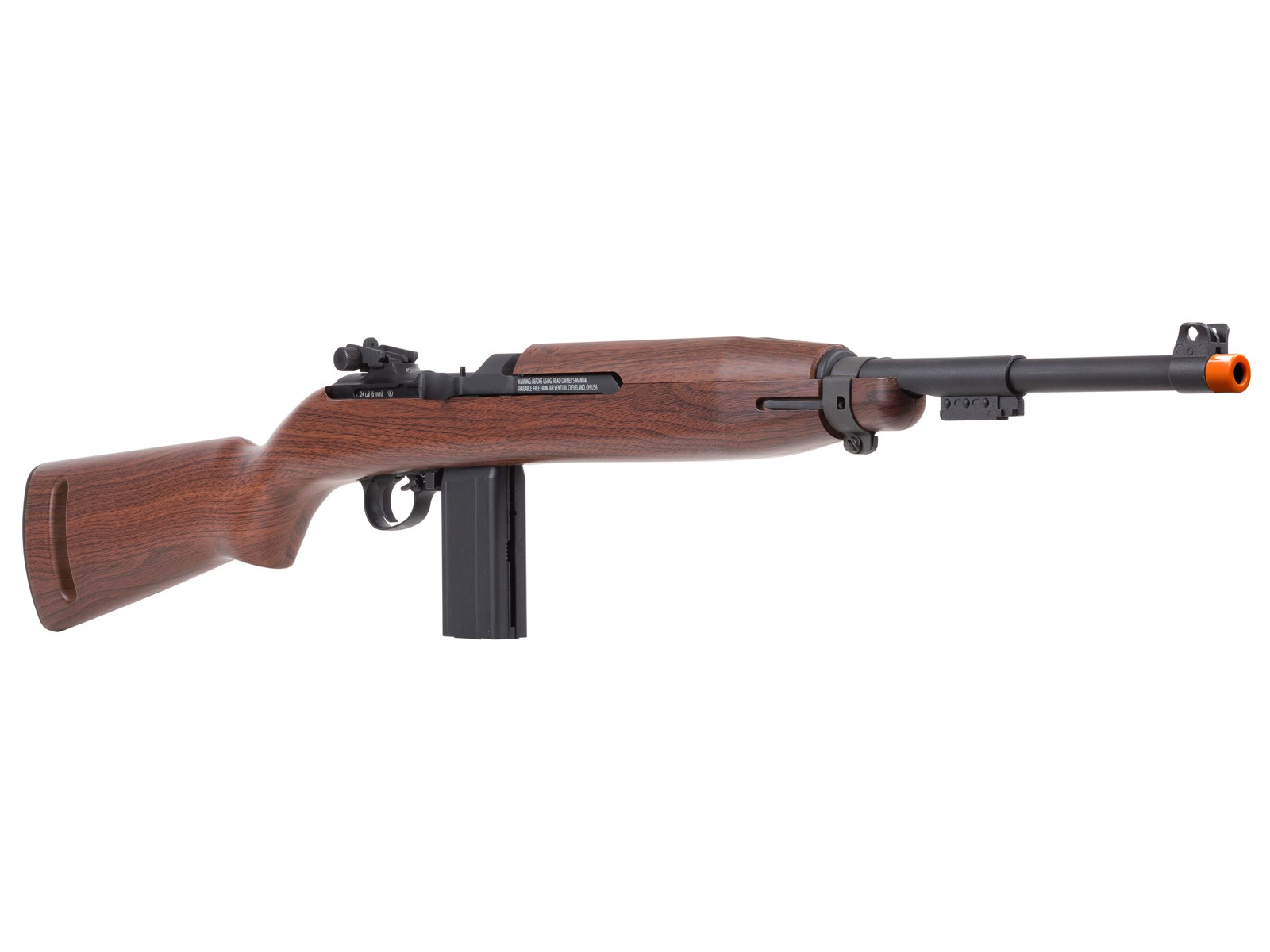 Cheap Springfield Armory M1 Carbine CO2 Blowback Airsoft Rifle 6mm