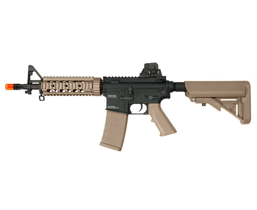 KWA KM4 SR7 DEVGRU AEG 2 Airsoft Rifle, 2018 Model 6mm