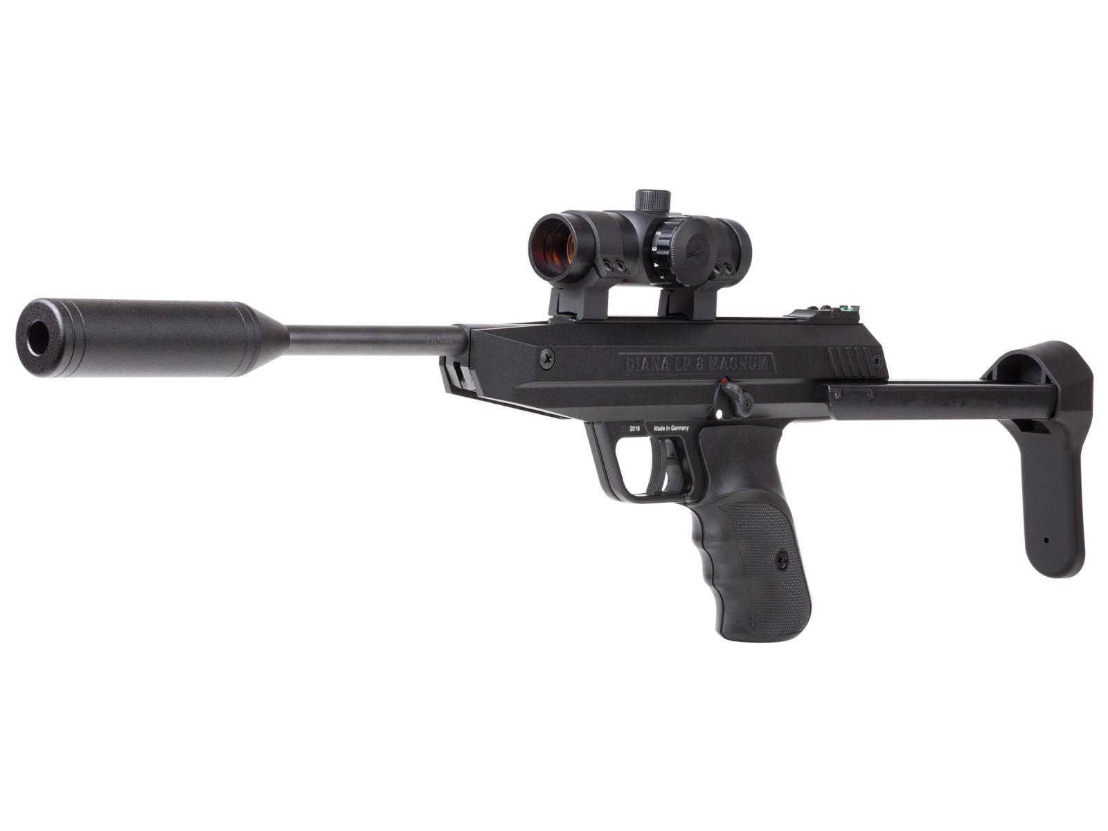 Diana LP8 Tactical Carbine 0.177 Image