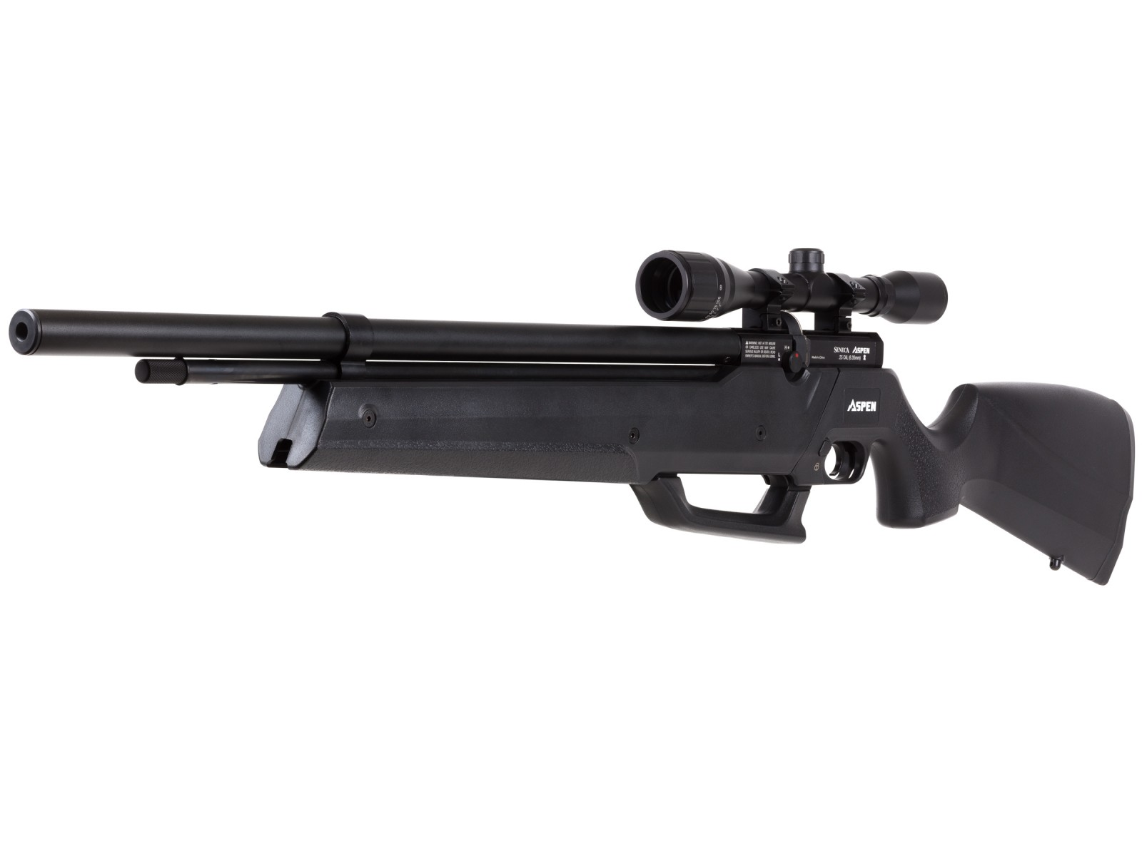 Seneca Aspen PCP Air Rifle, Multi-Pump PCP