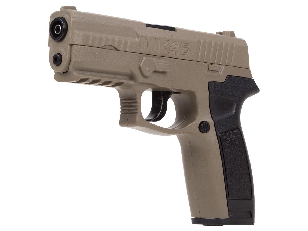 Crosman MK45 CO2 BB Pistol 0.177 Image