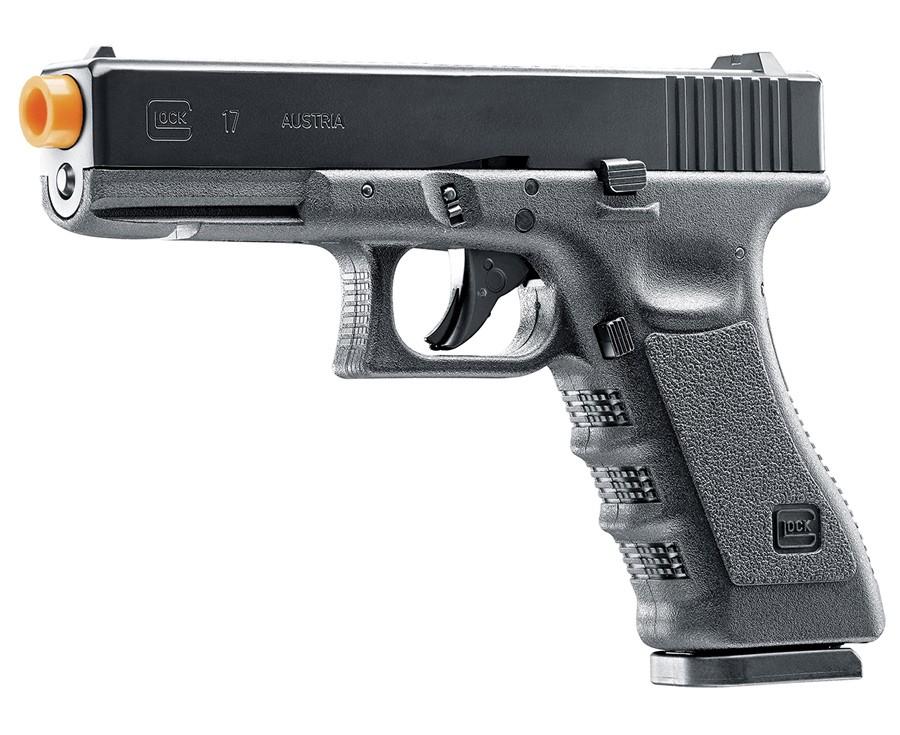 Glock G17 Gen3.
