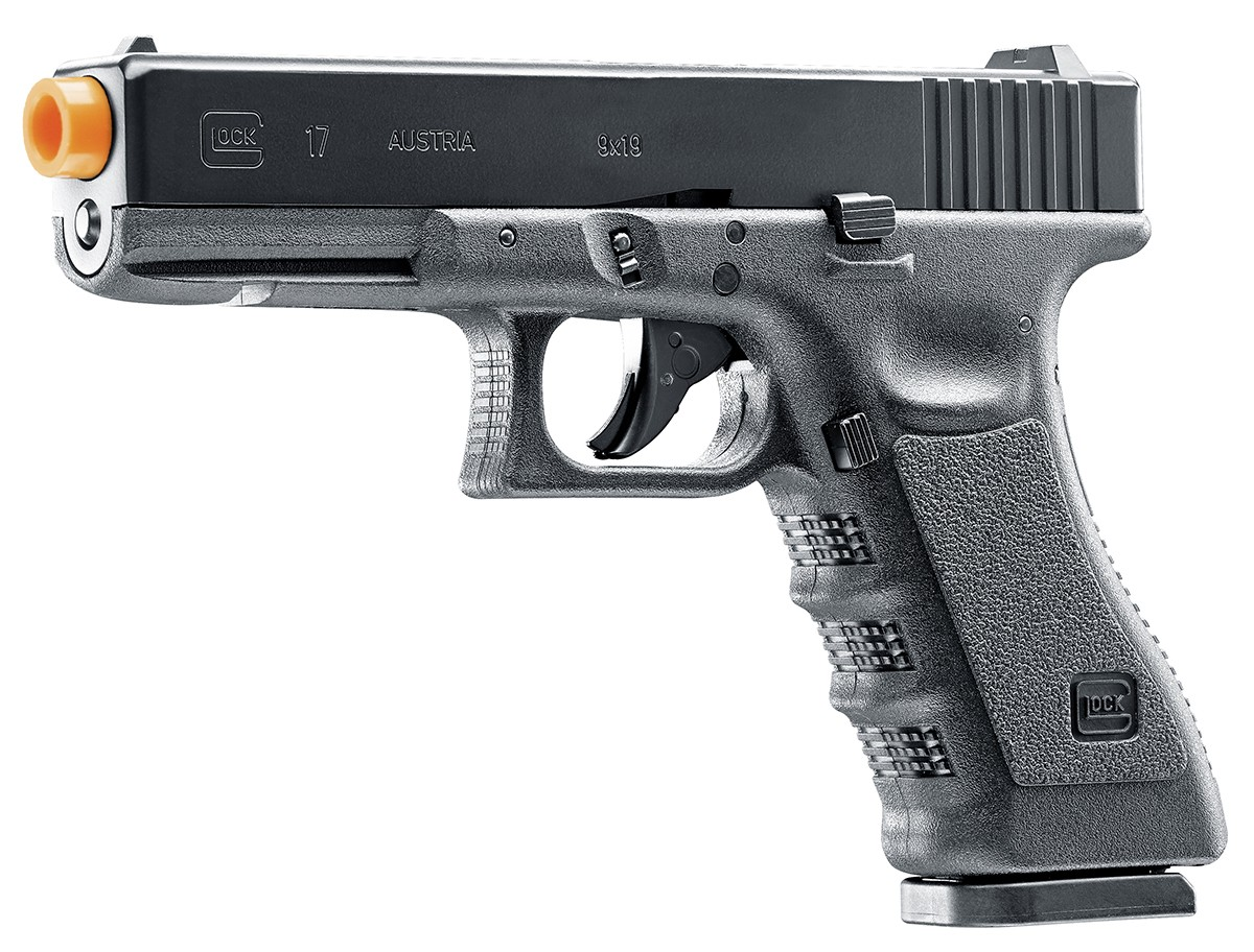 Glock_G17_Gen3_CO2_Airsoft_Pistol_Blowback_w_2_Mags_6mm