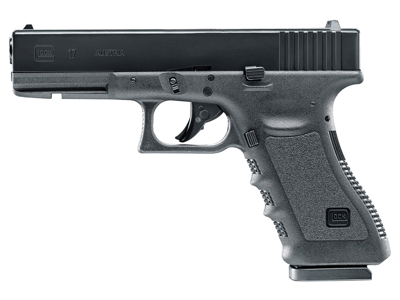 Umarex Glock 17 Gen3 CO2 Blow Back  177 BB Gun