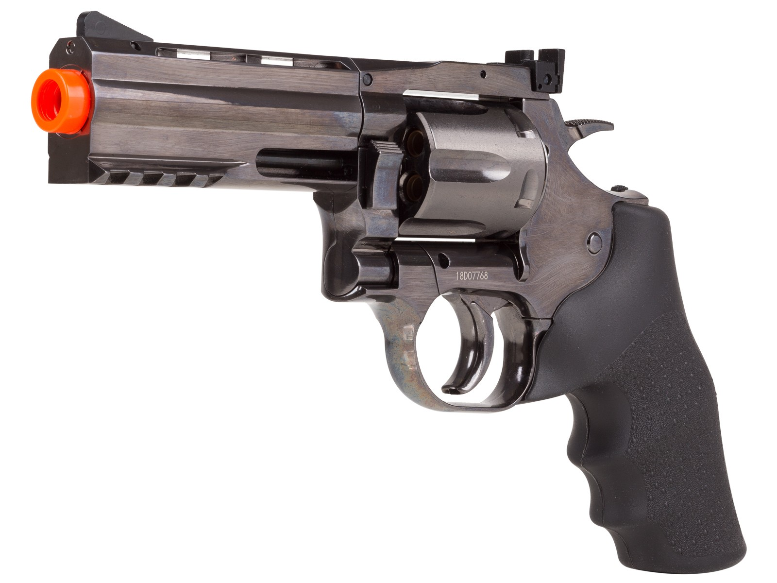 Cheap Dan Wesson 715 4″ CO2 Airsoft Revolver, Steel Grey 6mm