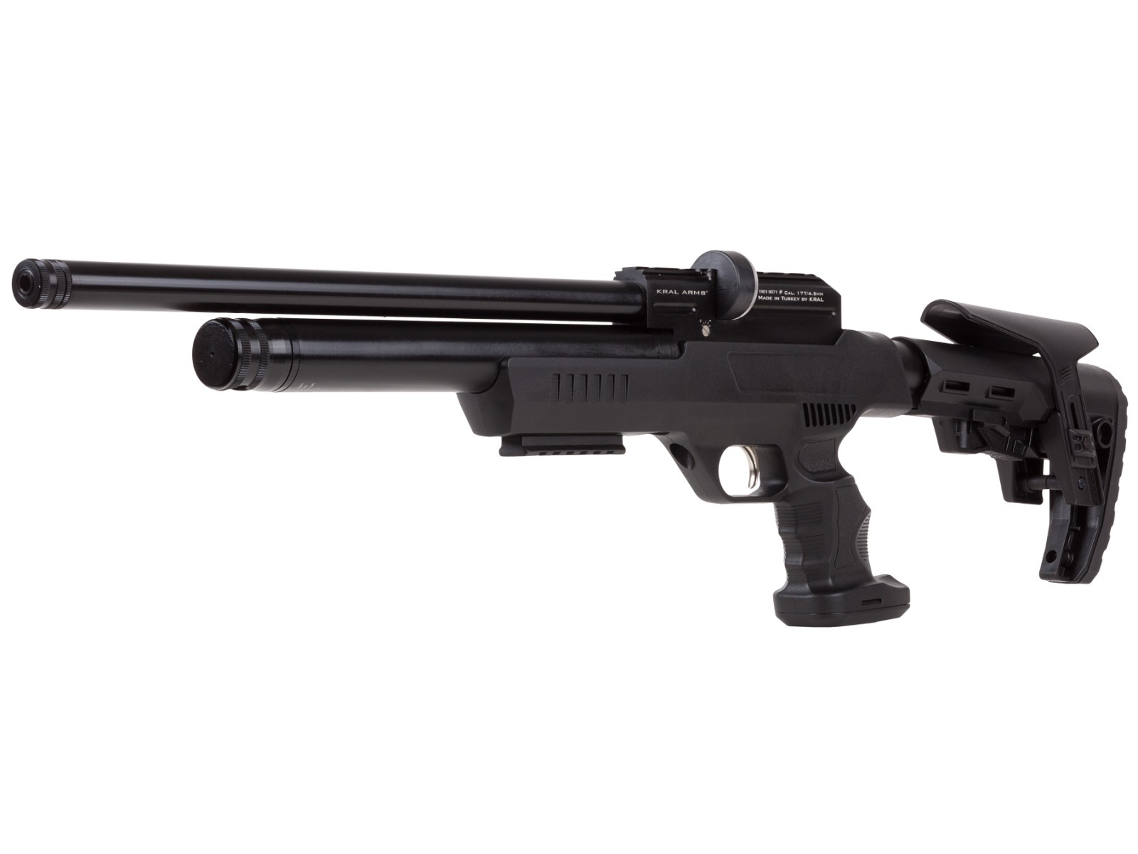Kral Puncher NP-03 PCP Carbine, Synthetic Stock 0.25 Image