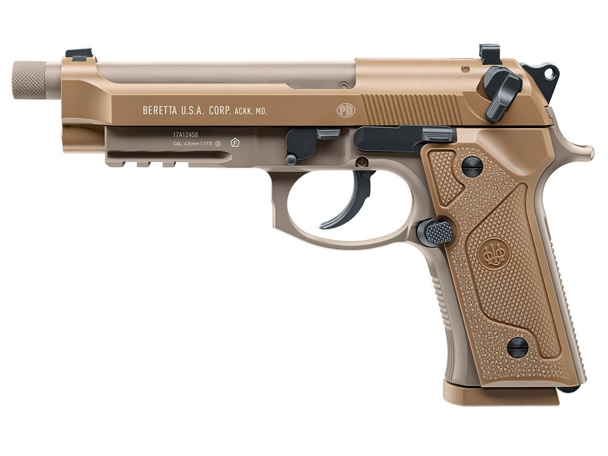 Cheap Beretta M9A3 Full Auto .177 CO2 Air Pistol 0.177