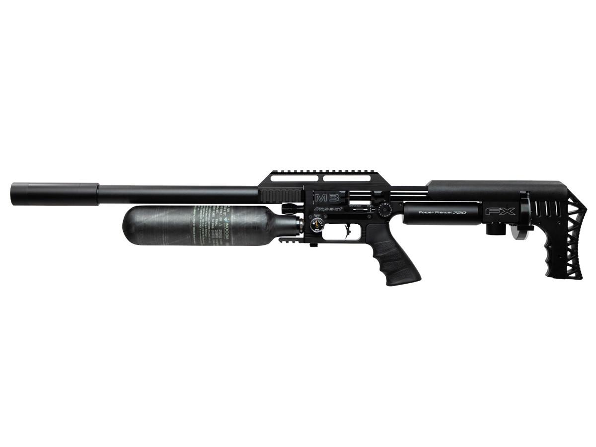 FX Impact M3, Black PCP Air Rifle
