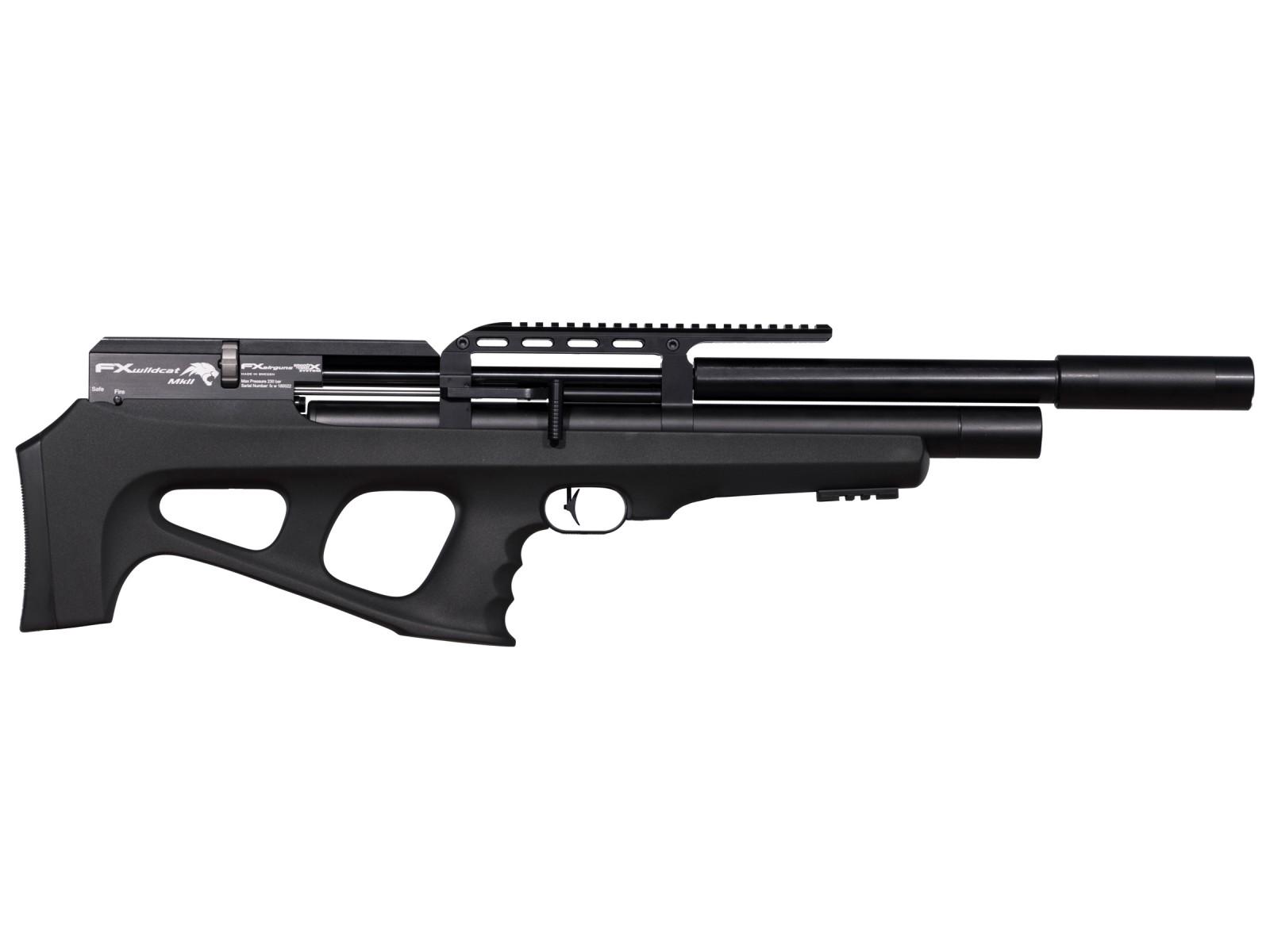 FX Wildcat MK II Compact, Synthetic,  25 caliber