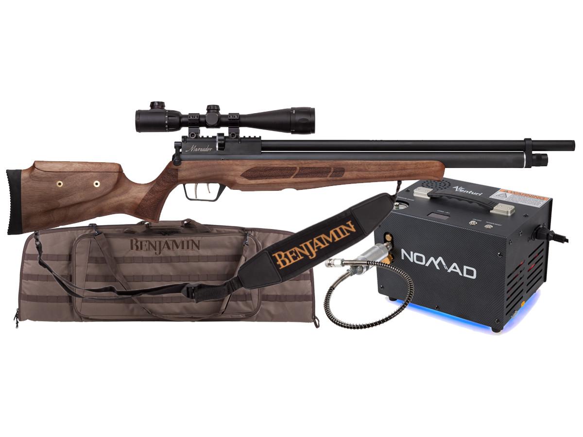 Benjamin Marauder Field And Target Air Rifle Kit