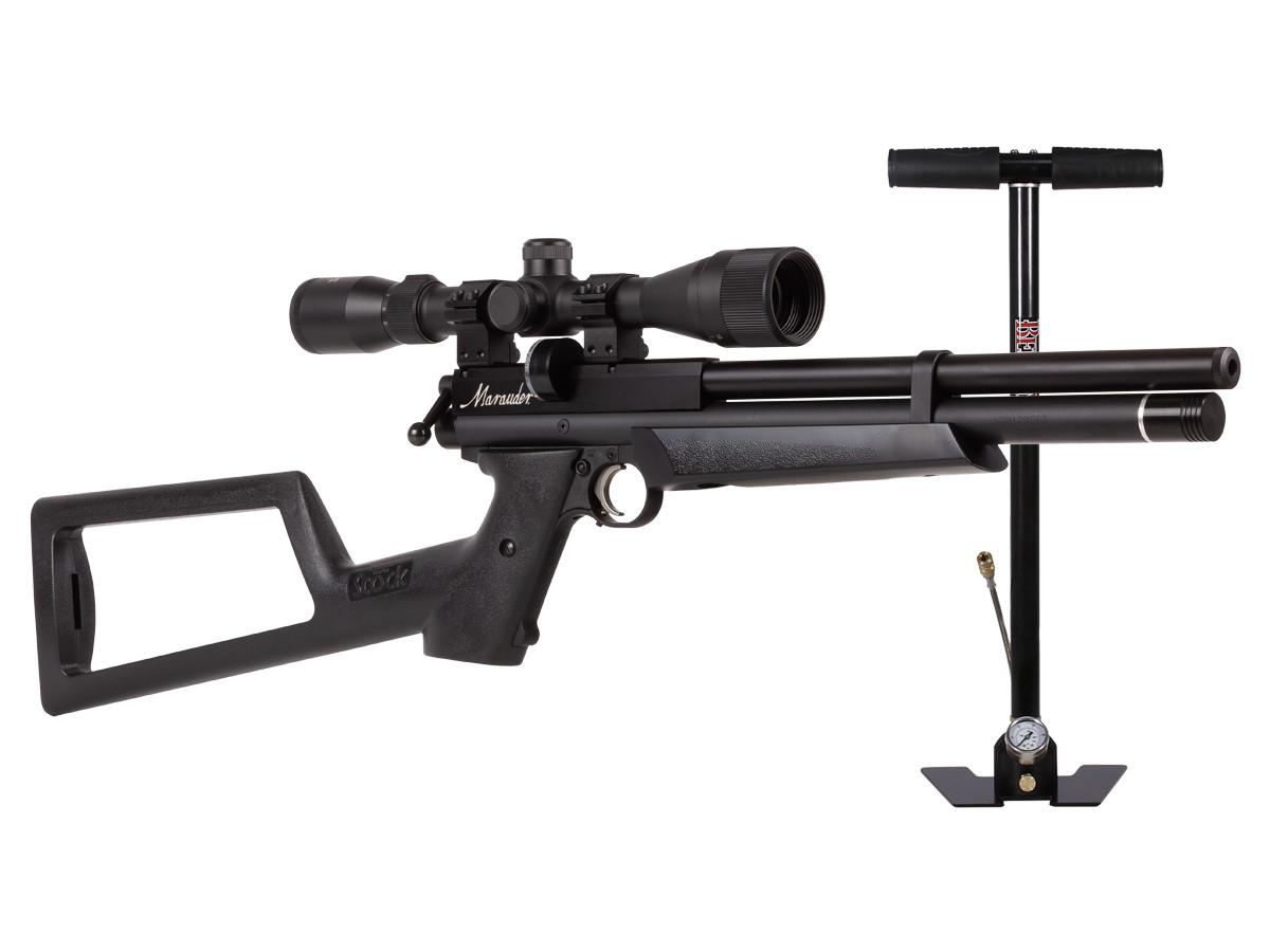 Benjamin Marauder PCP Air Pistol Kit 0.22