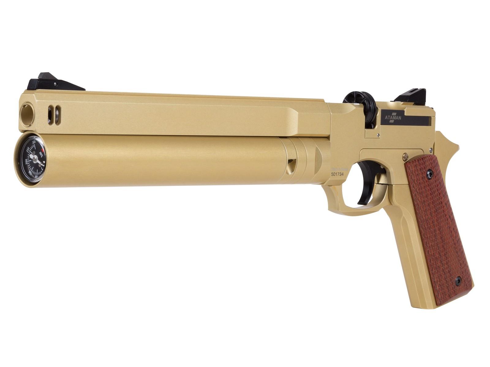 Ataman AP16 Standard Air Pistol, Desert 0.22