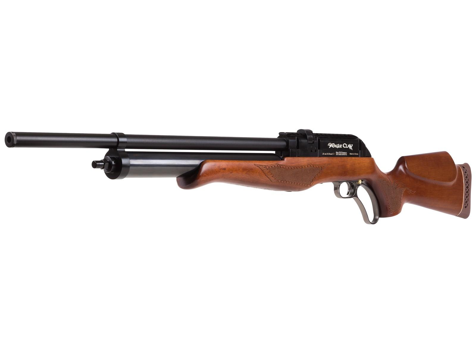 Seneca Eagle Claw Carbine, Lever Action PCP