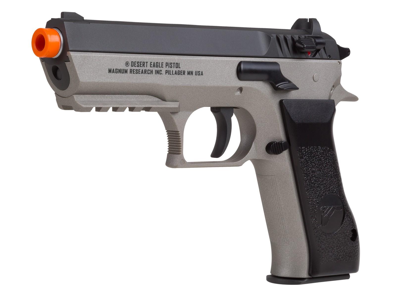 Cybergun Baby Desert Eagle Nbb Co2 Airsoft Pistol Black Gray