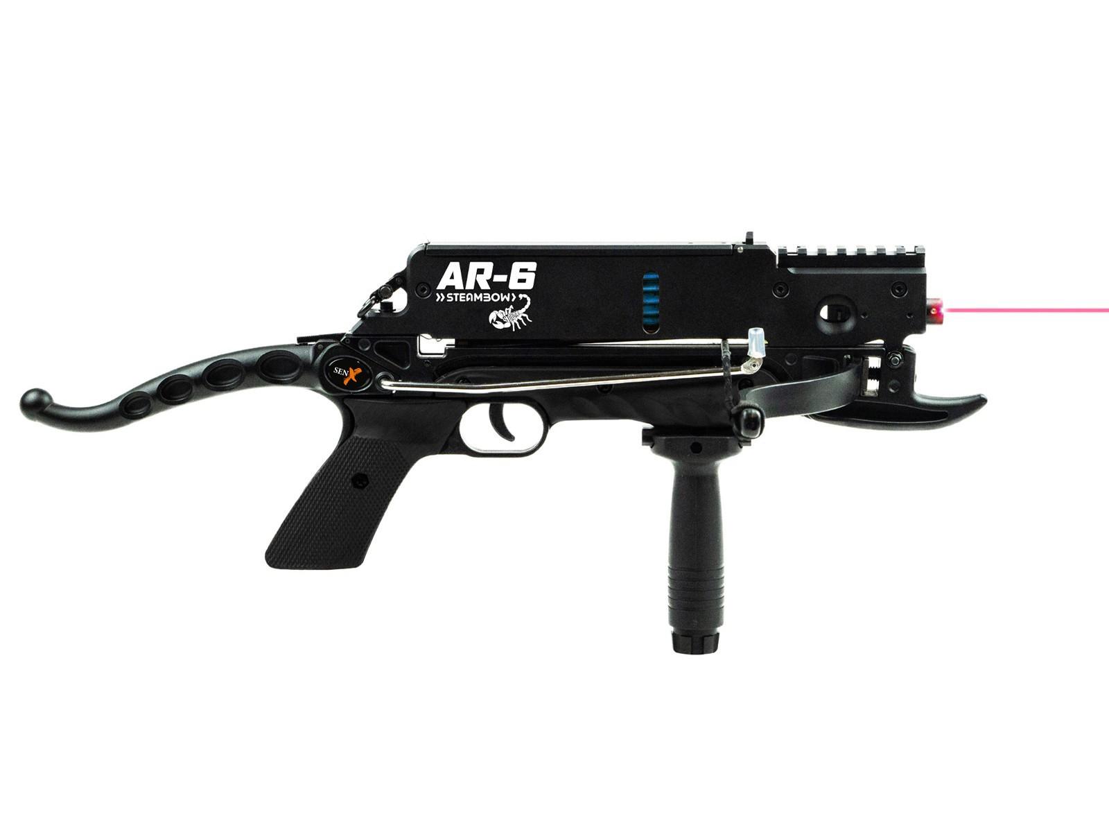 Sen-X AR-6 Tactical.