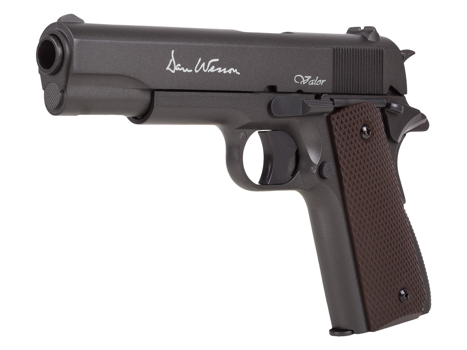 Dan Wesson VALOR 1911 CO2 Pellet Pistol 0.177