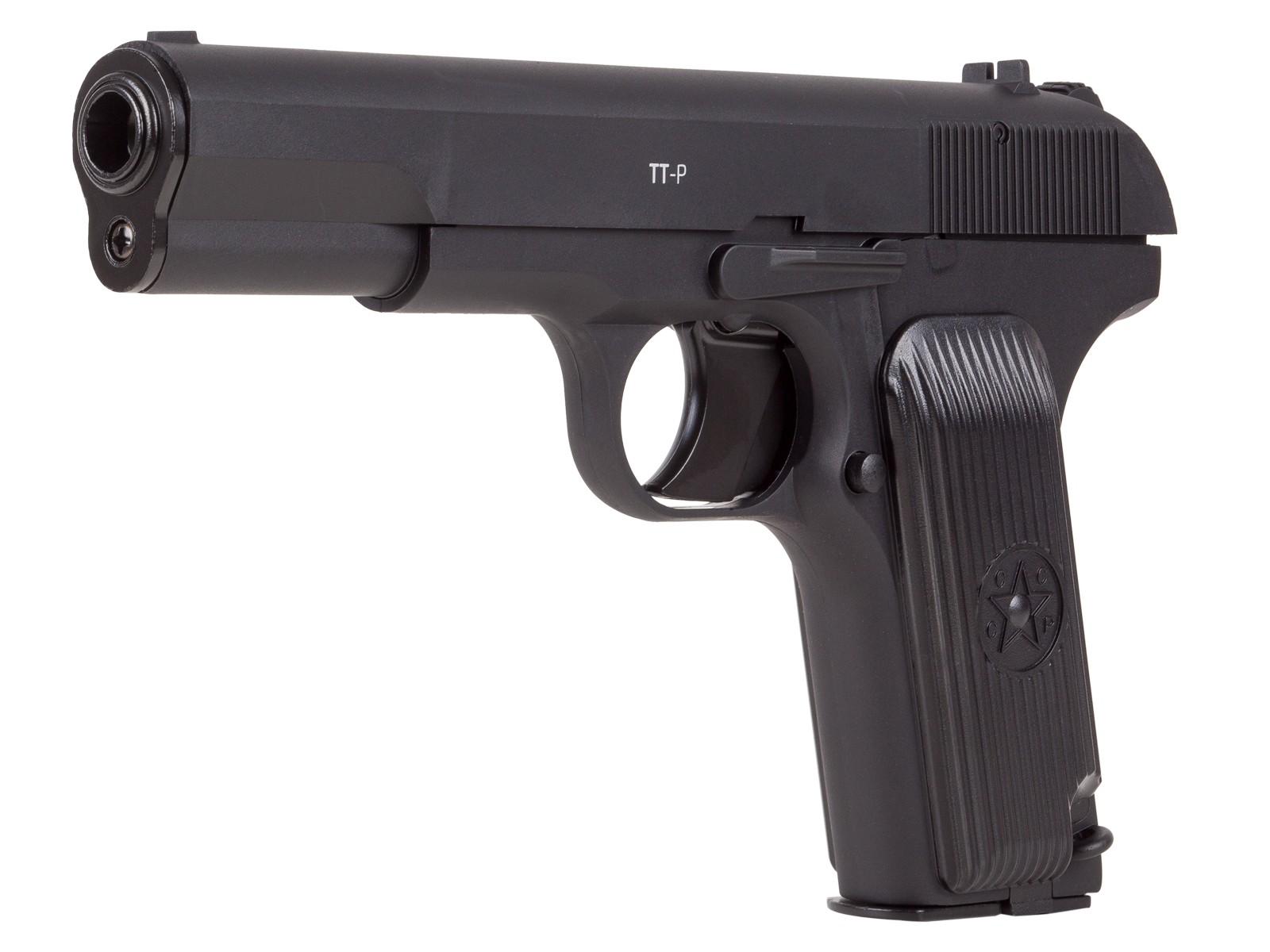 Gletcher TT-P .177 CO2 BB Pistol 0.177