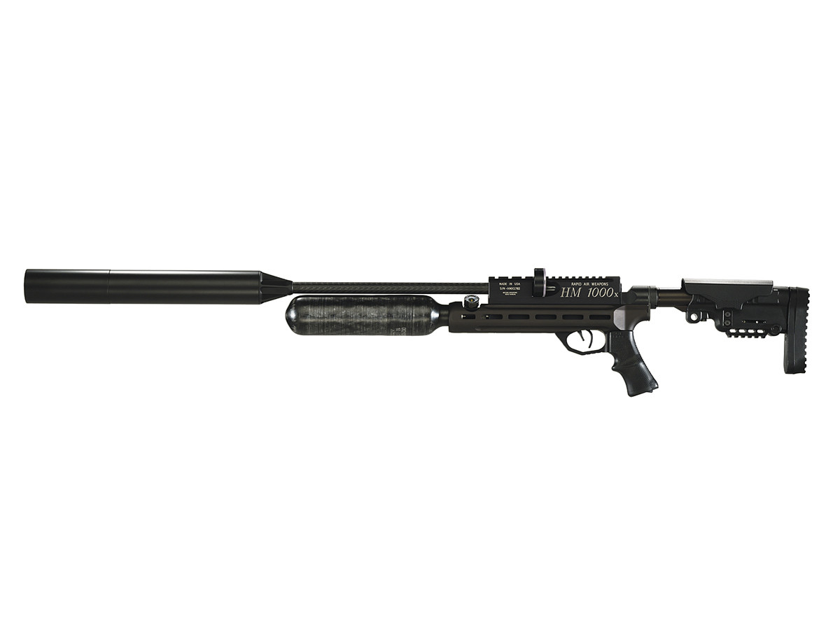 RAW HM1000x Chassis Rifle