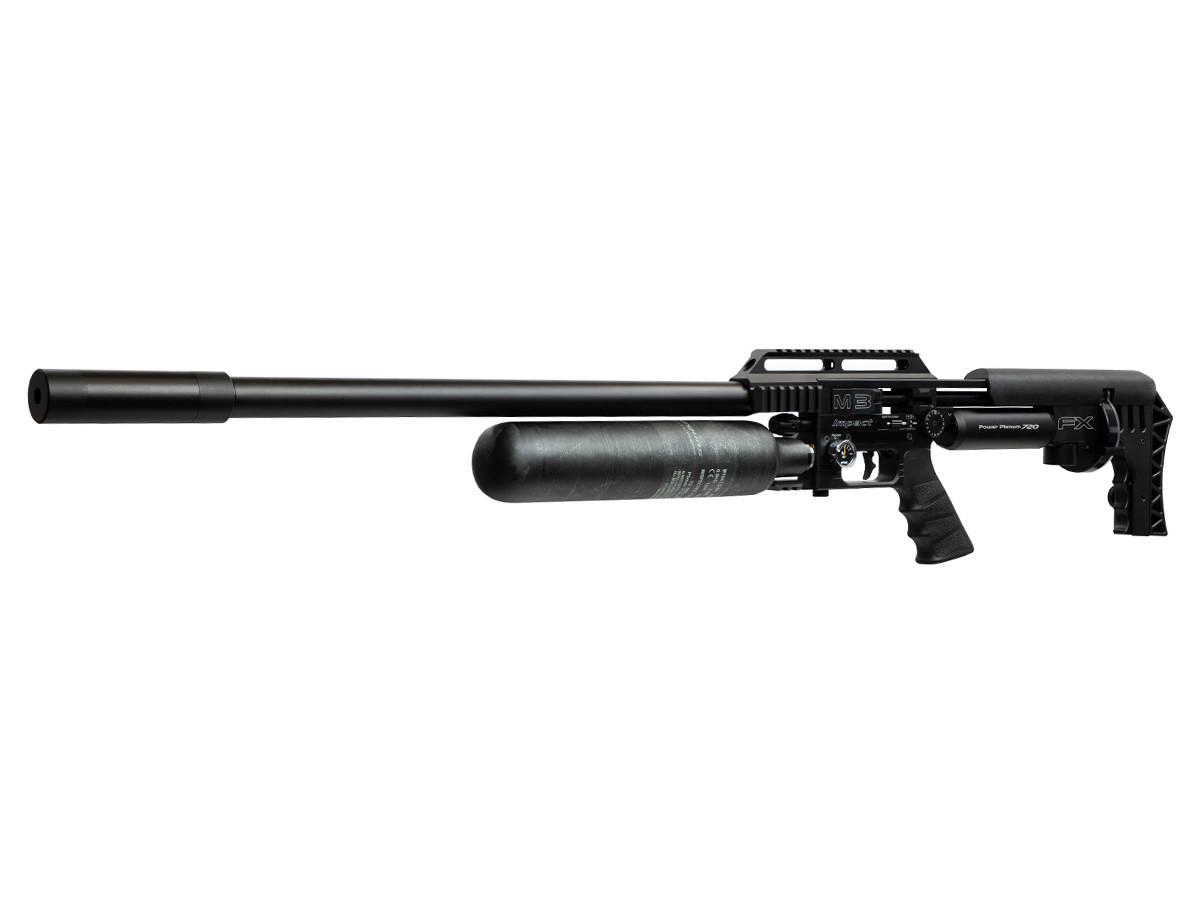 FX Impact M3 .35 Caliber, Black PCP Air Rifle