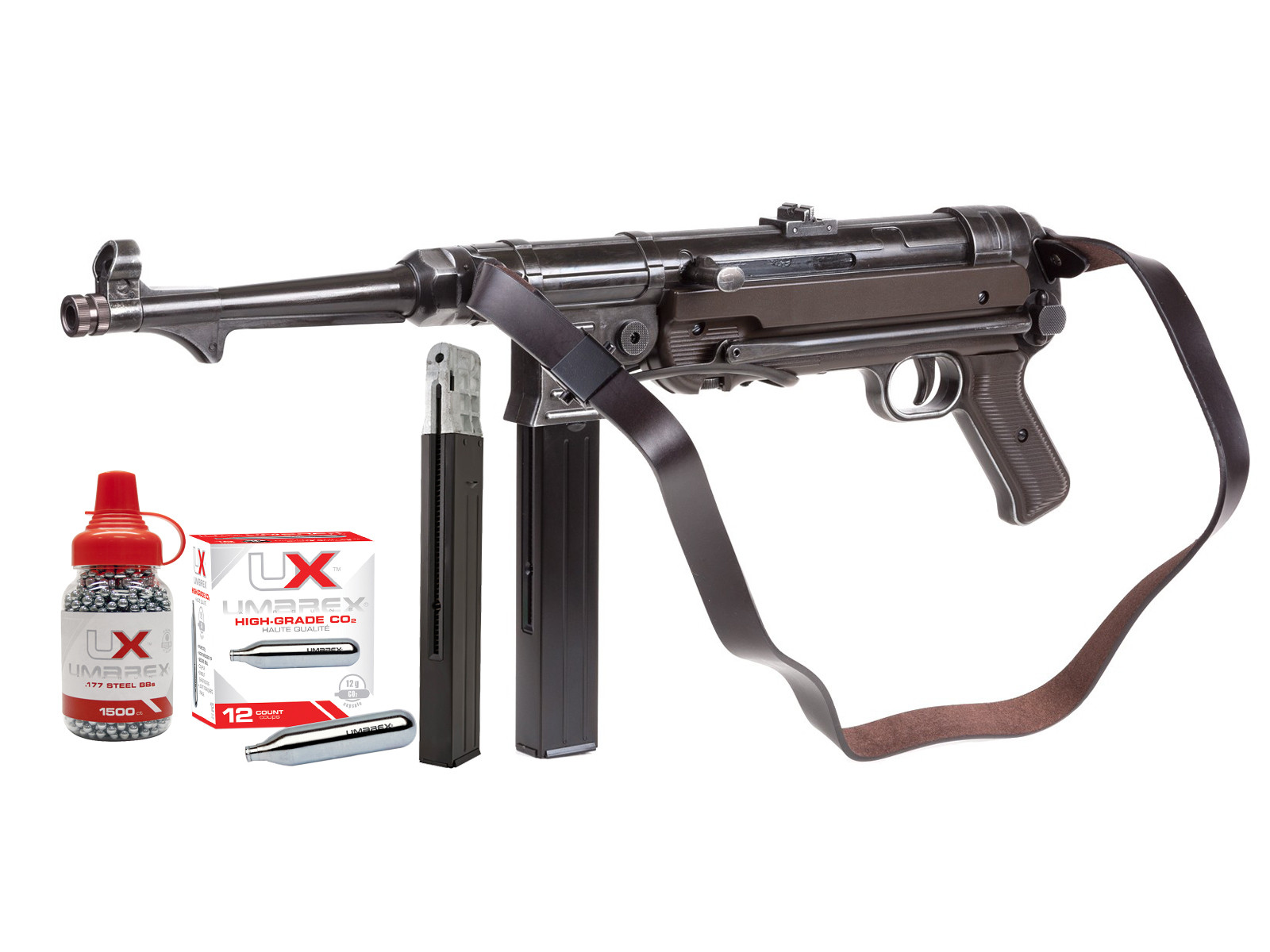 Weathered Legends MP40