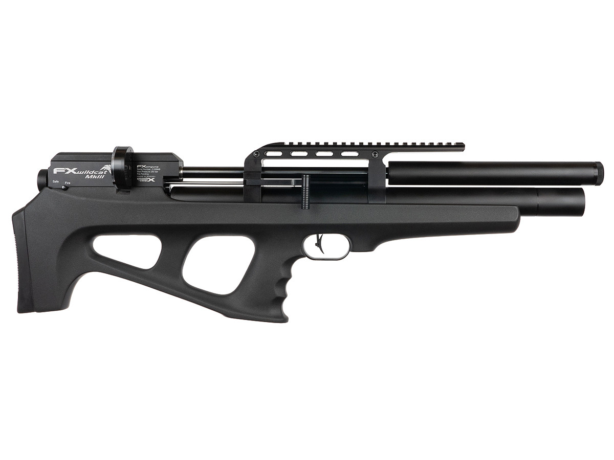FX Wildcat MKIII Compact Air Rifle, Synthetic Stock