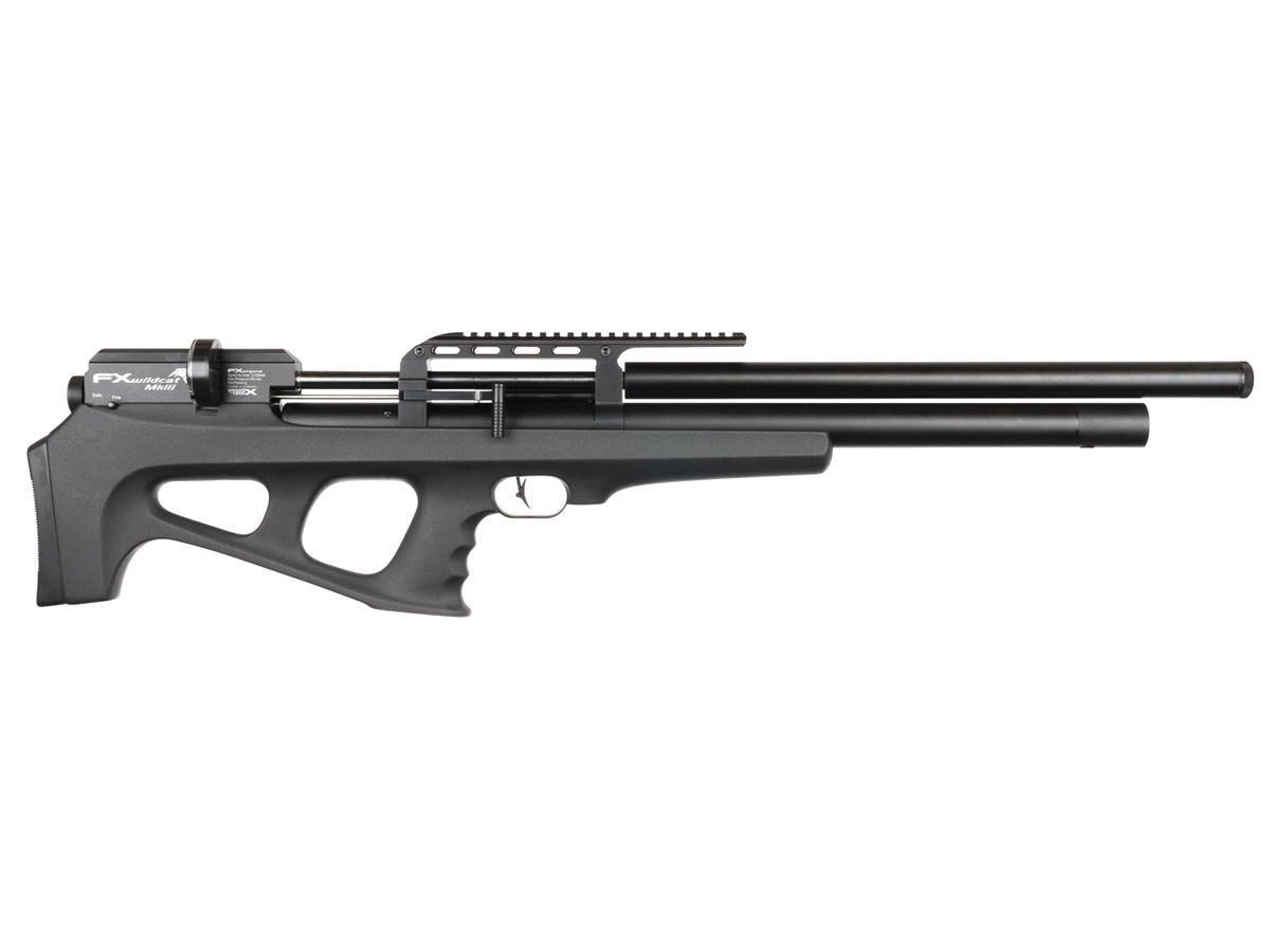 FX Wildcat MKIII Sniper Air Rifle, Synthetic Stock